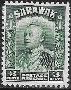 Sarawak 113 Unused/Hinged - Charles Vyner Brooke