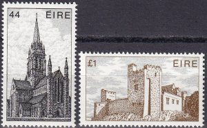 Ireland #553, 555  MNH CV $9.75  (Z5534)