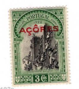 Azores Scott 285 MNH**  overprint stamp