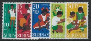Surinam B137-B141 (M)