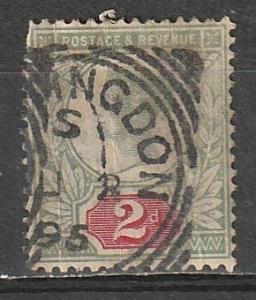 #113 Great Britain Used