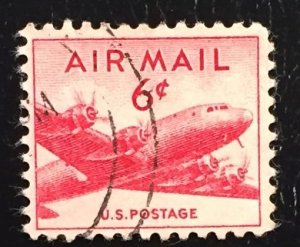 US #C39 Used F/VF - Airmail