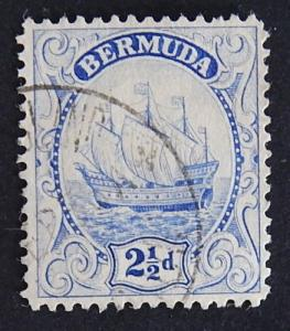 Bermuda, 1910-1925, Caravel, ((9-(7B-2IR))