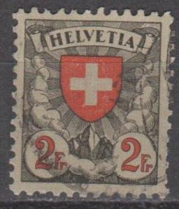 Switzerland #203a F-VF Used CV $8.25 (ST1368)