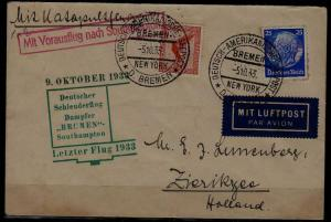 Germany Catapult cover 9.10.33