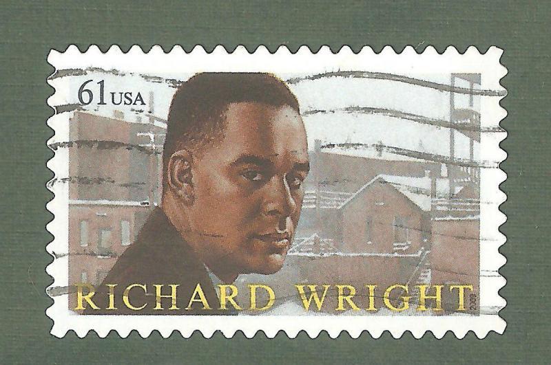 4386 Richard Wright US Single Used