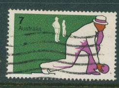 Australia SG 570  FU