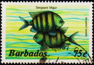Barbados. 1985 75c S.G.805B Fine Used