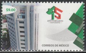 MEXICO 3068, FOVISSTE - GOVMT HOUSING ORG FOR BUREAUCRATS. VF MNH