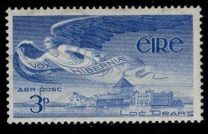 IRELAND GVI SG141, 3d blue, M MINT.
