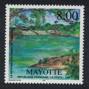 Mayotte Reservoir Combani 1v SG#87