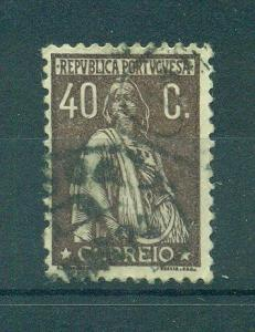 Portugal sc# 292 used cat value $.45