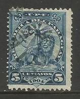 PARAGUAY 97 VFU E89-5