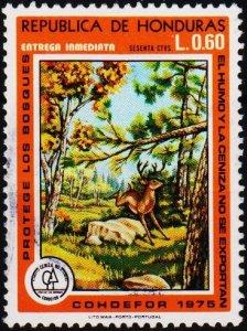Honduras. 1976 60c S.G.E893 Fine Used