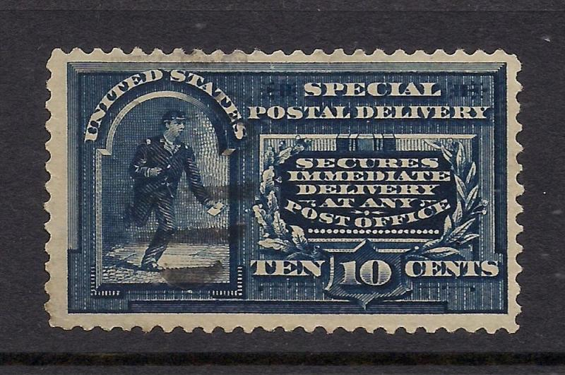 US#E5 Blue - Special Delivery - Used