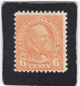 United States,  #  558    MNH