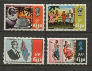 Fiji - Scott 297-300 - General Issue 1970 - MNH - Set of 4 Stamps