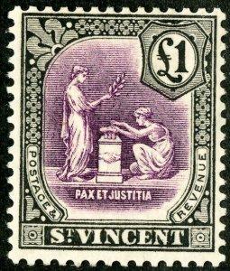 St. Vincent Stamps # 131 MNH F-VF Scott Value $200.00