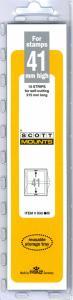 Scott Mounts Black 41mm STRIP 215, (Pgk. 15)(00930B)