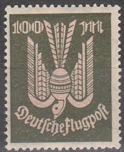 Germany #C14  F-VF Unused   (K1655)