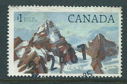 Canada SG 884bbb  Ordinary paper Used