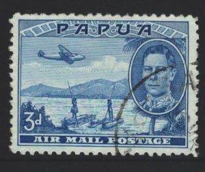 Papua New Guinea Sc#C11 Used