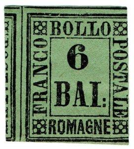 (I.B) Italy Local Post : Romagna 6b