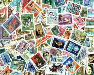 Hungary Stamp Collection - 500 Different Large Pictorials Stamps