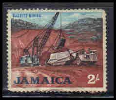 Jamaica Used Very Fine ZA5530