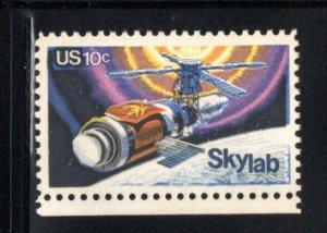 1529 MNH Skylab color shifts. See scan (K5)