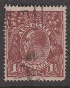 Australia Sc#24 Used