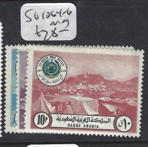 SAUDI ARABIA (PP0102B)  SG 1064-6      MOG