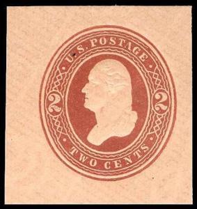 U.S. CUT SQUARES U291  Mint (ID # 82147)