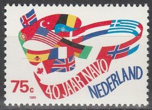 Netherlands #743 MNH (S1976)