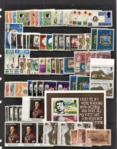 STAMP STATION PERTH St Helena #76 MNH Stamps - Unchecked