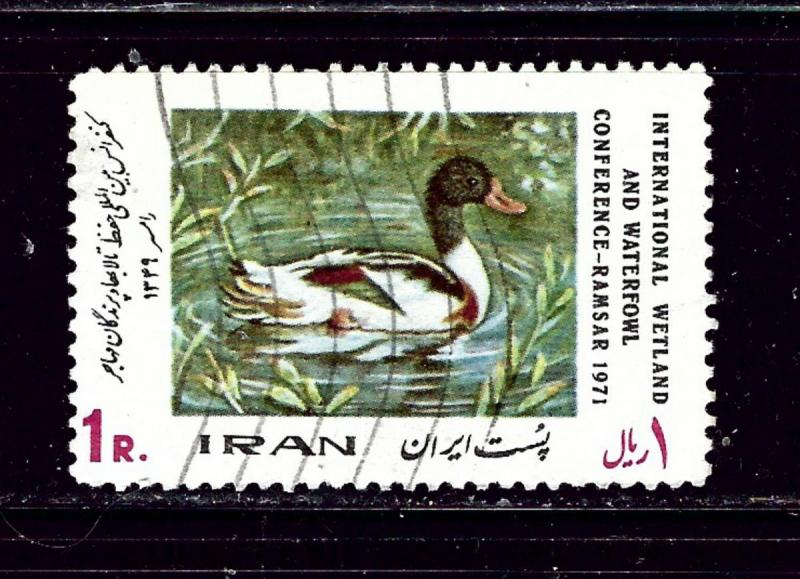 Iran 1582 Used 1971 Duck