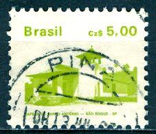 Brazil; 1986: Sc. # 2067: O/Used Single Stamp
