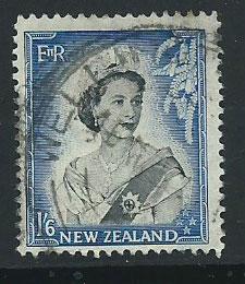 New Zealand SG 733  Used