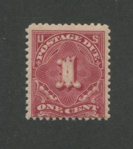1894 US Postage Due Stamp #J31 Mint Never Hinged Fine