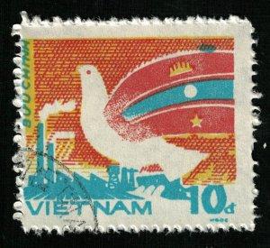 1984, Laos-Kampuchea-Vietnam Co-operation, 10d, MNH, **, CV $ 4.73 (LT-6390-2)