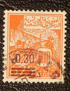 Algeria Scott #389 used