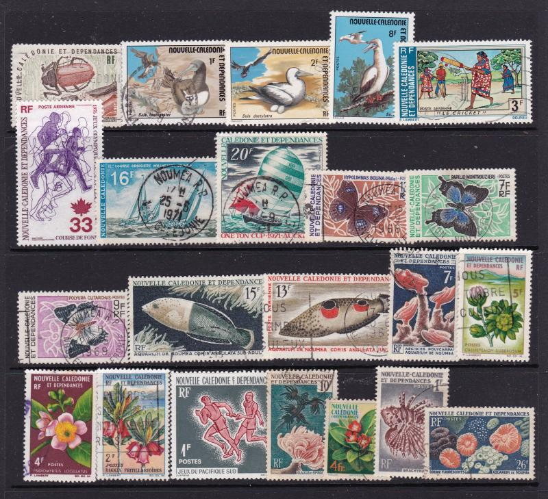 New Caledonia a small used lot