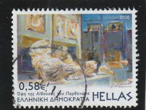 Greece  Scott#  2431  Used
