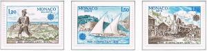 Monaco VF-NH #1178-1180