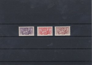 Monaco 1955  Mounted Mint +Used Stamps CAT£30 Ref: R7461