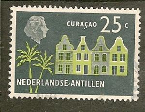 Netherlands Antilles  Scott    249    Buildings    Used