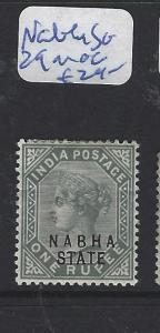 INDIA NABHA  (P1011B) QV 1R  SG 29  MOG