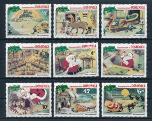 [22196] Dominica 1981 Disney Characters from Santa's workshop MNH