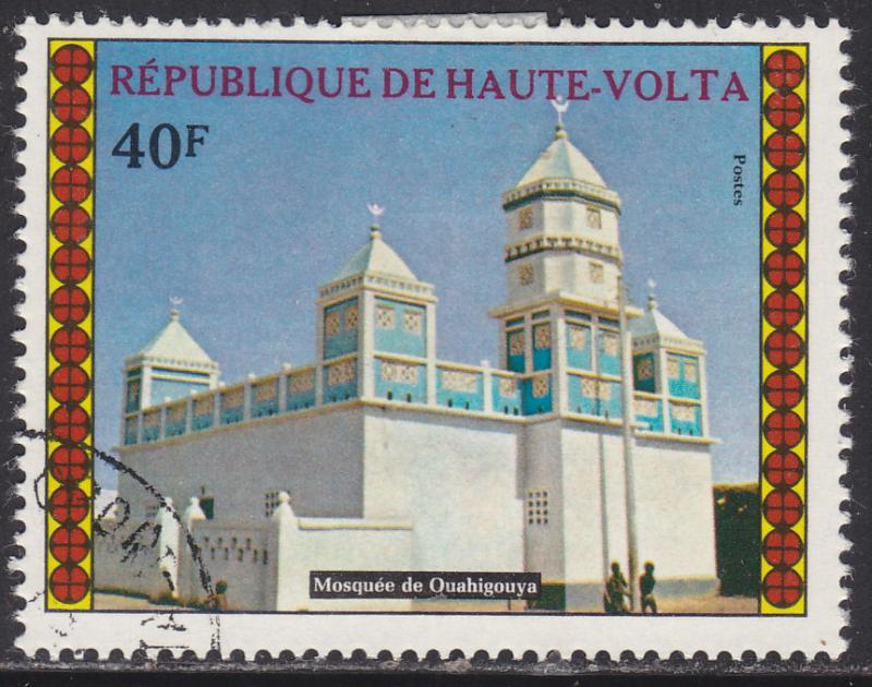 Burkina Faso 308 Ouahigouya Mosque 1973
