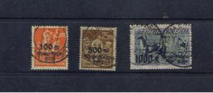GERMANY 1923 RHINE ASSISTANCE SET USED